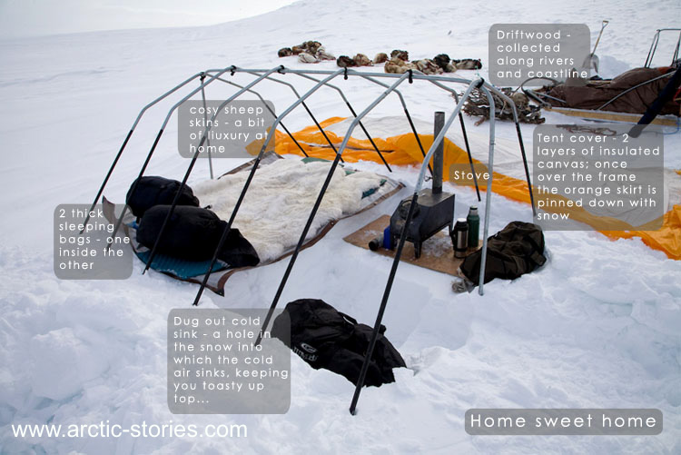 C&ing at -50 : artic tents - memphite.com